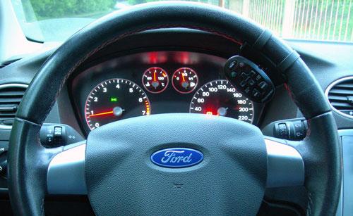 Панель приборов Форд Фокус 2