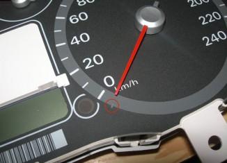 Разборка панели приборов Форд Фокус 2