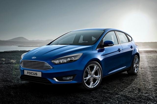 Обновленный Форд Фокус 2015