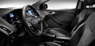 Обновленный салон Форд Фокус 3