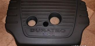 Декоративная крышка двигателя Форд Фокус 3