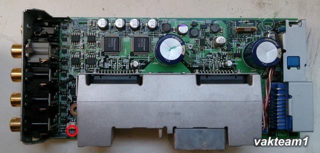 Усилитель AVH-P7800DVD