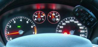 Смена подсветки панели приборов Форд Фокус 2 дорестайл