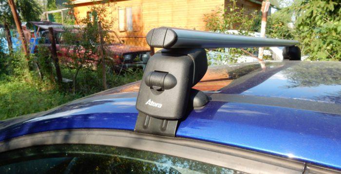Багажник Atera SIGNO на Фокус 2011-