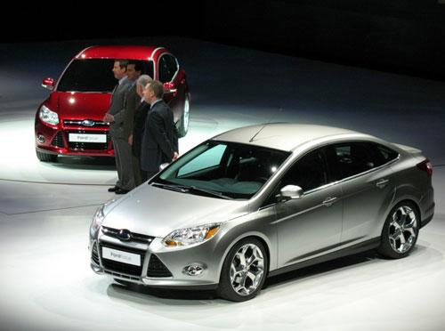 Форд Фокус 3 презентация