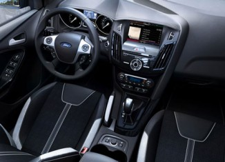 Салон нового Ford Focus 3