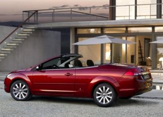 Форд Фокус купе кабриолет