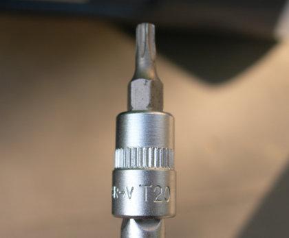 Инструмент TORX T20