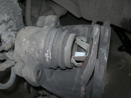 Тормозная колодка