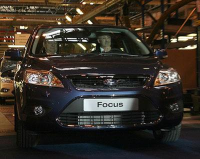 Обновленный Форд Фокус 2