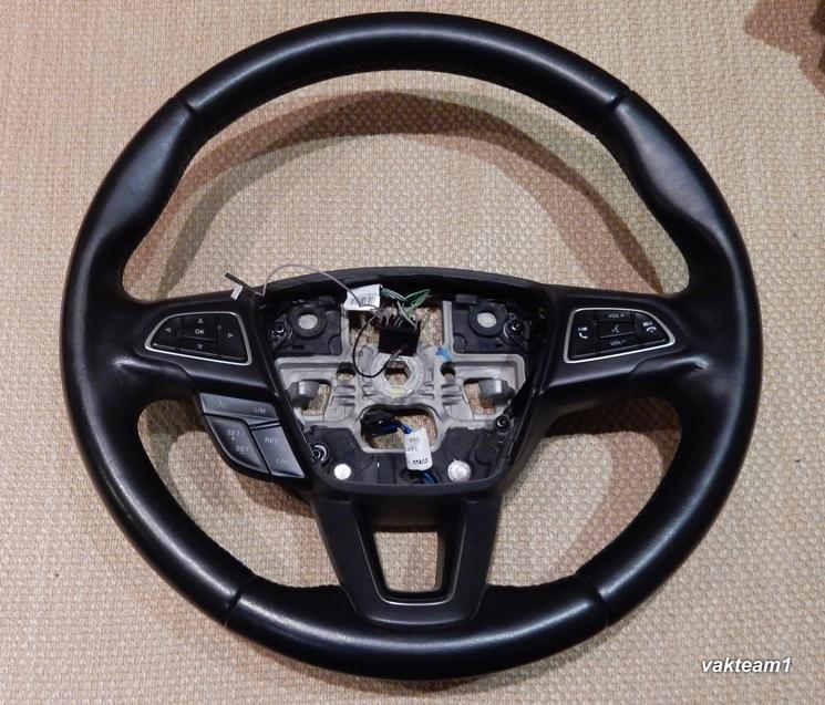 Руль Форд Фокус 3 рестайл