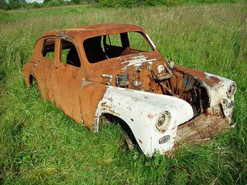 Программа утилизации старых автомобилей