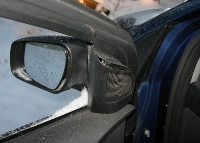 как снять обивку задней двери ford s-max