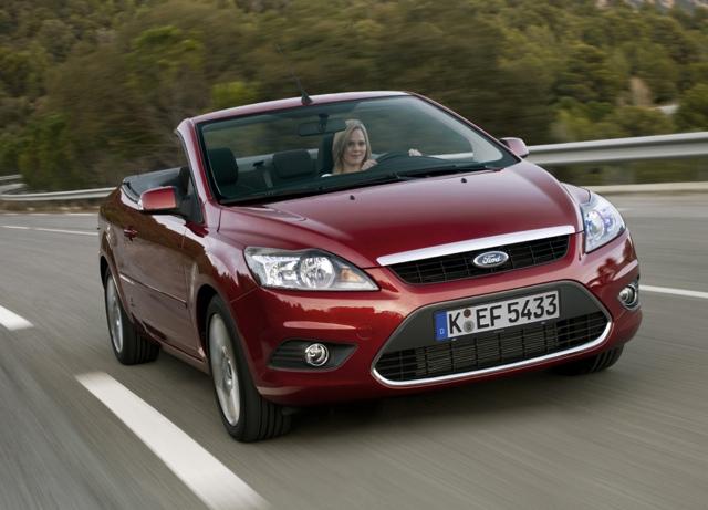 Ford Focus купе кабриолет