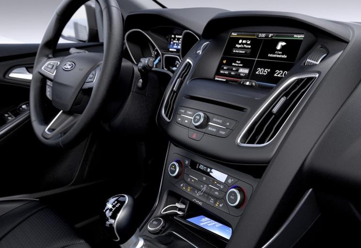 Ford Focus3 SYNC2